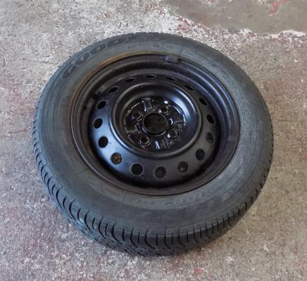 Spare wheel & Tyre 176/65