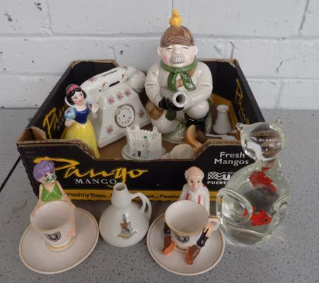 Selection of mixed pottery & ceramics inc Hornsea