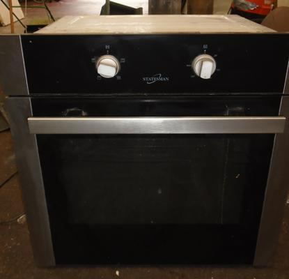 Statesman built in oven