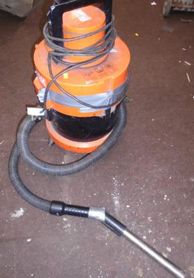Vax vac-for spares or repairs